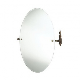 Spogulis ovals RETRO misiņa  204.84