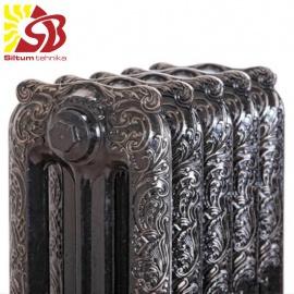 Čuguna radiatori Retro Lux 600/180 (12 sekc ar kājām)
