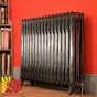 Čuguna radiatori Retro Lux 600/180 (8 sekc ar kājām)