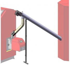 ATMOS granulu padeves DRA 50 1,7m- d80mm