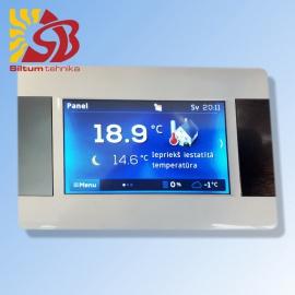 Sokol Telpas temperatūras termostats ecoSTER (PLUM)