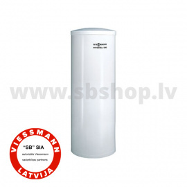 Karstā ūdens tvertnes VITOCELL 100-W CVA 160L