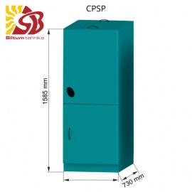 CENTROMETAL Granulu bunkurs CPSP 14-50 (340L)