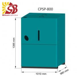 CENTROMETAL Granulu bunkuri CPSP 800